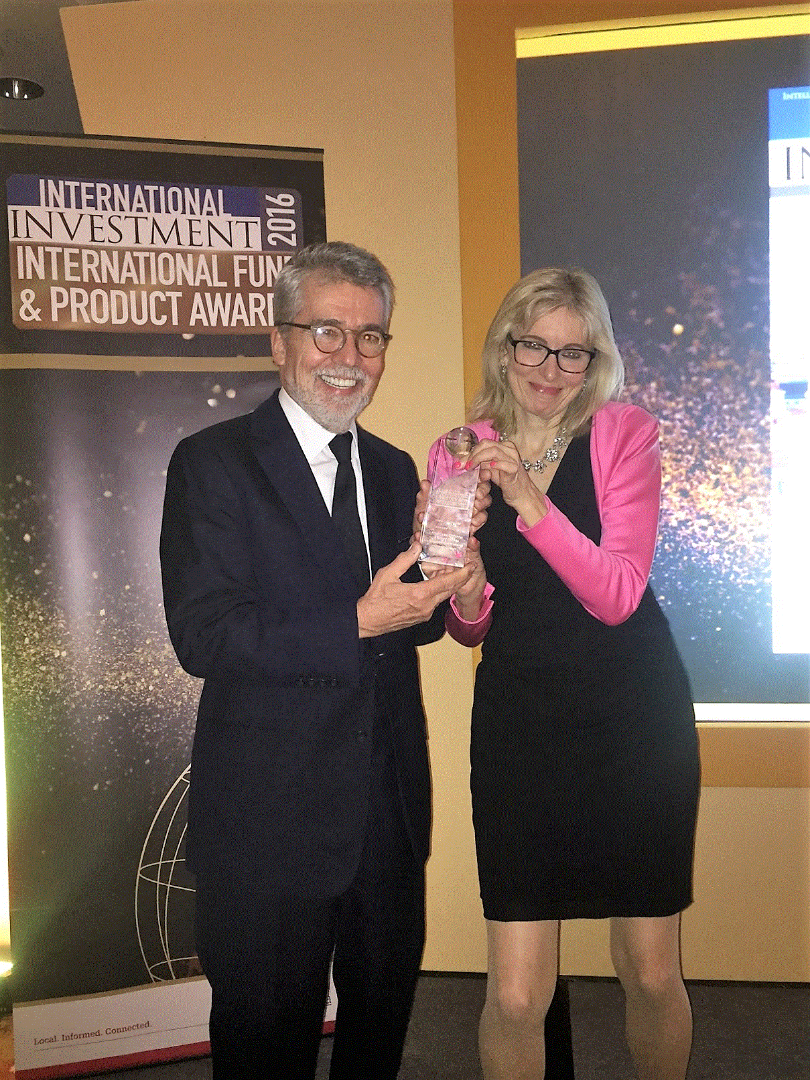 International Investment 17th Annual International Fund & Product Award